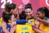 Vôlei: Brasil vence Quênia e pega o Comitê Russo nas quartas em Tóquio | Foto: Wander Roberto | COB