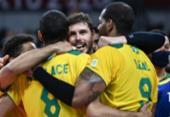 Vôlei: em partida equilibrada, Brasil vence França no masculino | Foto: