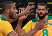 Vôlei masculino: Brasil vai enfrentar Japão nas quartas | Julio César Guimarães I COB