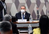CPI pede afastamento de Mayra Pinheiro da Saúde | Marcos Oliveira | Agência Senado
