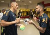 Dani Alves e Richarlison lideram seleção na busca do bi | Lucas Figueiredo | CBF