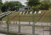 Polícia investiga venda de carros armazenados no Detran | Reprodução | Google Street View