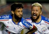Bahia vence, mas Atlético-MG avança às quartas de final   Felipe Oliveira   EC Bahia