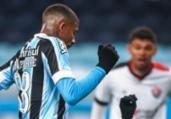 Copa BR: Leão volta a perder para o Grêmio e dá adeus | Lucas Uebel | Grêmio FBPA