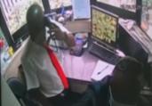 Homens escapam de tiroteio dentro de portaria na Pituba | Reprodução | Redes Sociais