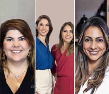 Alice, Daniela, Christianne e Ana Patrícia concorrem | Foto: Divulgação - Foto: Divulgação
