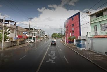 Acidente deixa ferido na Av. Caminho de Areia, em Salvador | Reprodução | Google Street View