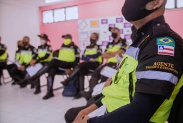 Sedes realiza capacitação para agentes de trânsito do município de Camaçari
