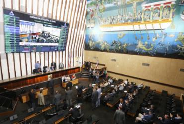 Sessões plenárias presenciais são retomadas na Assembleia Legislativa da Bahia | Sandra Travassos/ALBA