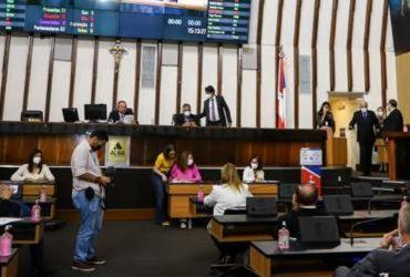 Assembleia adia votação de projeto que obriga vacinação de servidores | Vaner Casaes | AL-BA