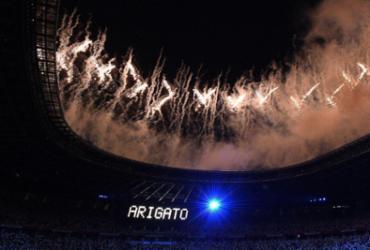Um adeus emocionado aos Jogos mais desafiadores da história | Oli Scarff | AFP