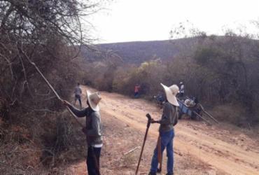 Moradores de região rural de Brumado cobra patrulhamento de estradas vicinais esburacadas