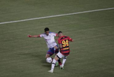 Confira cliques de Bahia x Sport |