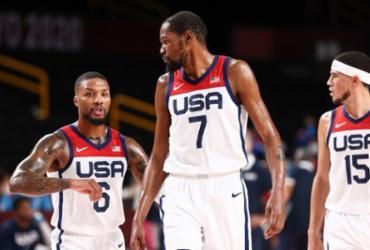 Basquete: EUA e França disputarão a final do torneio masculino |