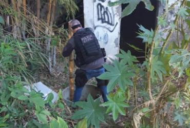 Ossada encontrada em Belford Roxo não é de meninos desaparecidos | Divulgação