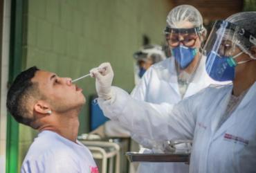Brasil registra 43 mil novos casos de covid-19 e 990 mortes em 24h   David Oliveira   Guarani FC