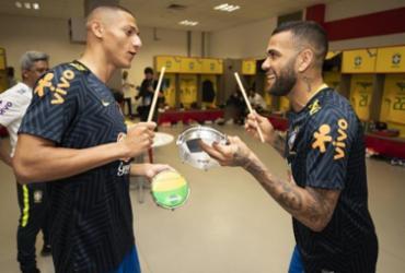 Daniel Alves e Richarlison lideram o Brasil na busca pelo bicampeonato olímpico | Lucas Figueiredo | CBF