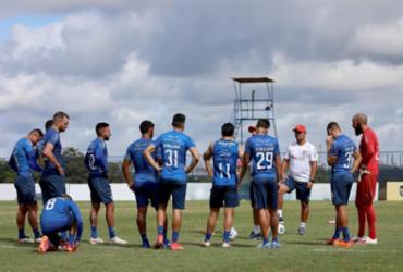 Bahia não deve contar com Jonas para duelo contra o Atlético-MG | Felipe Oliveira | EC Bahia