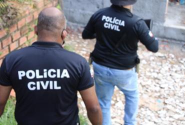 Suspeito de estuprar enteada de oito anos é preso em Simões Filho