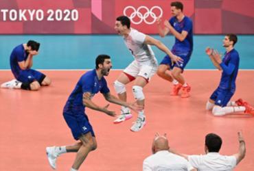 França conquista inédito ouro olímpico no vôlei masculino | Jung Yeon-je | AFP