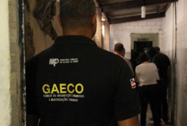 Gaeco desarticula facção criminosa na Bahia | Reprodução | MP-BA