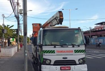 Guincho da Transalvador é atingido por tiros na Avenida Bonocô | Divulgação | Transalvador - Foto Ilustrativa