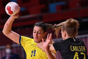 Handebol: Brasil perde para França no feminino e se despede dos Jogos | Daniel Leal-Olivas | AFP