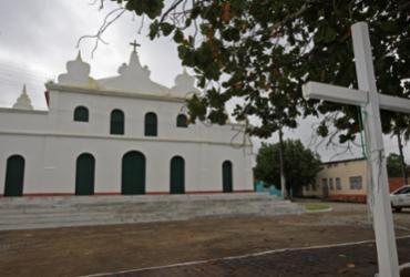 Reforma de igreja secular de aldeia indígena do município de Banzaê é inaugurada