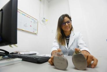 Implante de marca-passo fisiológico cresce na Bahia | Rafael Martins | Ag. A TARDE