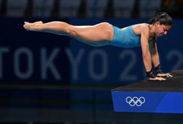 Saltos ornamentais: Ingrid Oliveira não passa à semifinal da plataforma de 10m |