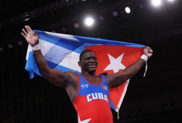 Luta greco-romana: cubano Mijaín López é tetracampeão olímpico e entra para a história |