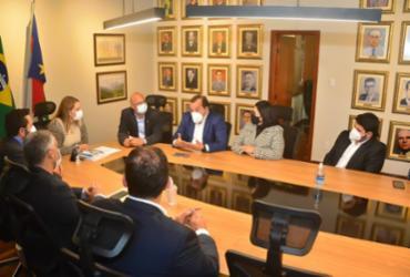 Políticos da região de Vitória da Conquista debatem pré-candidaturas de emedebistas