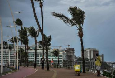 Mês de agosto promete pancadas de chuva e mais frio em Salvador | Felipe Iruatã | Ag. A TARDE
