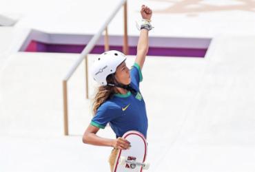 Rayssa Leal vence prêmio de espírito olímpico da Olimpíada de Tóquio | Reprodução | Instagram