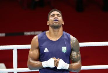 Boxe: Abner Teixeira perde para cubano na semifinal e fica com bronze | Gáspar Nóbrega | COB