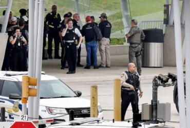 FBI identifica assassino de policial do Pentágono |