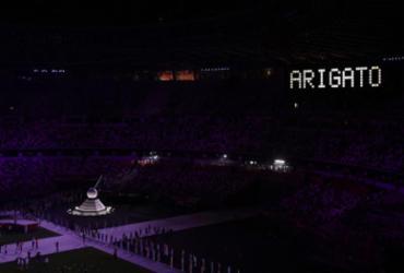 Tóquio apaga sua chama olímpica e passa bastão a Paris | Behrouz Mehri | AFP