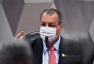 Presidente da CPI ordena perícia em documentos de compra da Covaxin | jefferson Rudy I Agência Senado