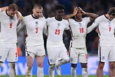 Onze pessoas são presas no Reino Unido por insultos racistas na final da Eurocopa | Laurence Griffiths | Pool | AFP