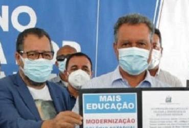 Número de casos ativos da covid estabiliza após semanas de queda, alerta Rui Costa   Mateus Pereira   GOV BA