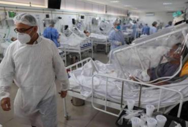 Ministério da Saúde prevê alta de hospitalizações por Covid-19 em setembro   Divulgação
