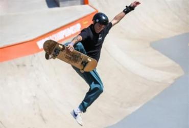 Skate park masculino estreia nesta quarta-feira, 4   Foto; Getty Images - Getty Images