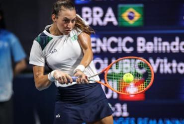 Medalhista em Tóquio, Luisa Stefani alcança melhor ranking no dia de seu aniversário | Gaspar Nóbrega | COB