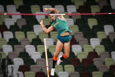 Atletismo: Thiago Braz conquista a medalha de bronze no salto com vara | Gaspar Nóbrega | COB