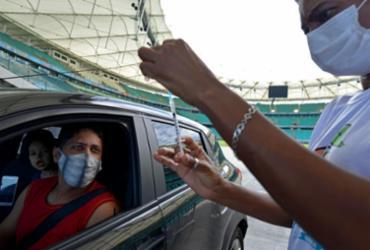 Brasil tem cerca de 30 milhões de pessoas aptas ainda não vacinadas |
