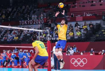 Brasil perde no vôlei masculino e Argentina conquista o bronze em Tóquio | Wander Roberto | COB