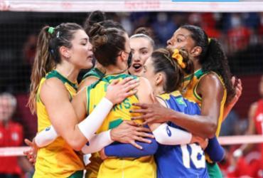 Vôlei: Brasil perde para os EUA e fica com a prata no feminino | Gaspar Nóbrega | COB