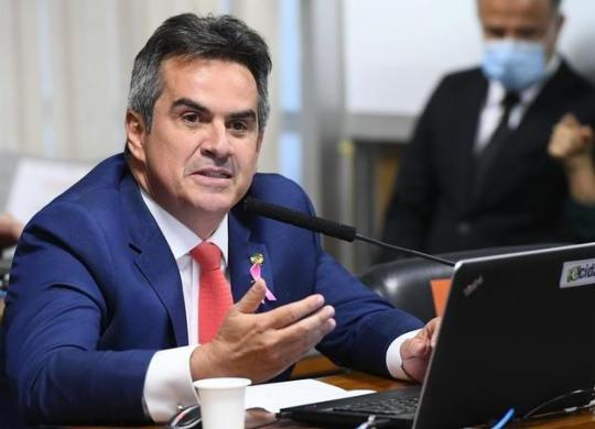 Ciro Nogueira gastou R$ 263 mil em combustível para abastecer avião particular | Agência Câmara