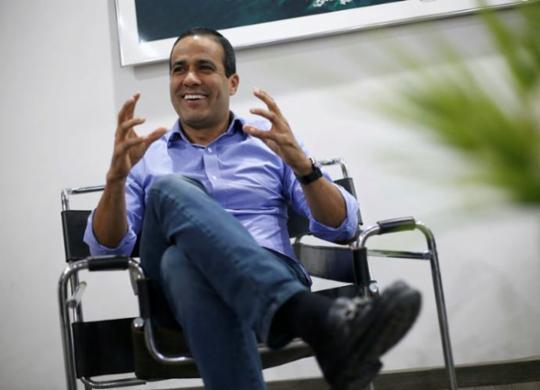 Bruno Reis confirma Carnaval em Salvador se população acima de 12 anos estiver vacinada | Raphael Müller I Ag. A TARDE