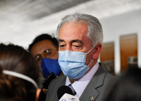 Otto defende punição a Bolsonaro por promover tratamento precoce contra a covid | Leopoldo Silva/Agência Senado